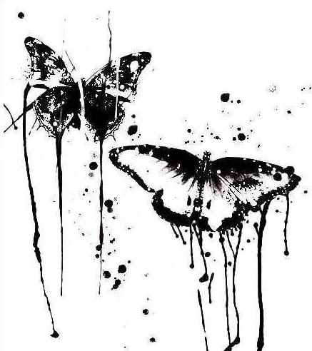 bloodybutterfly